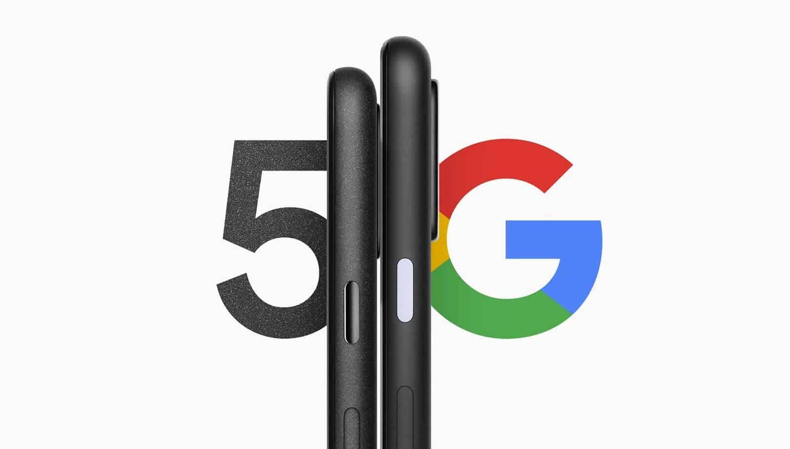 Gogle Pixel 4a 5G