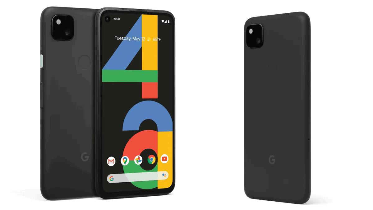Pixel 4a Battery